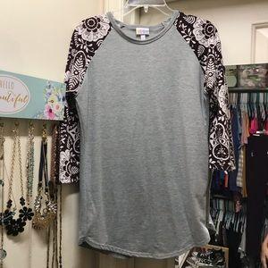 ❤️2/$12 or 3/$15❤️ LULAROE Randy Floral Sleeves